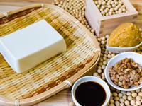 納豆・豆腐などの大豆食品